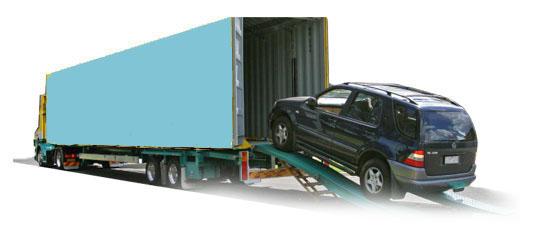 Auto shipping New York City