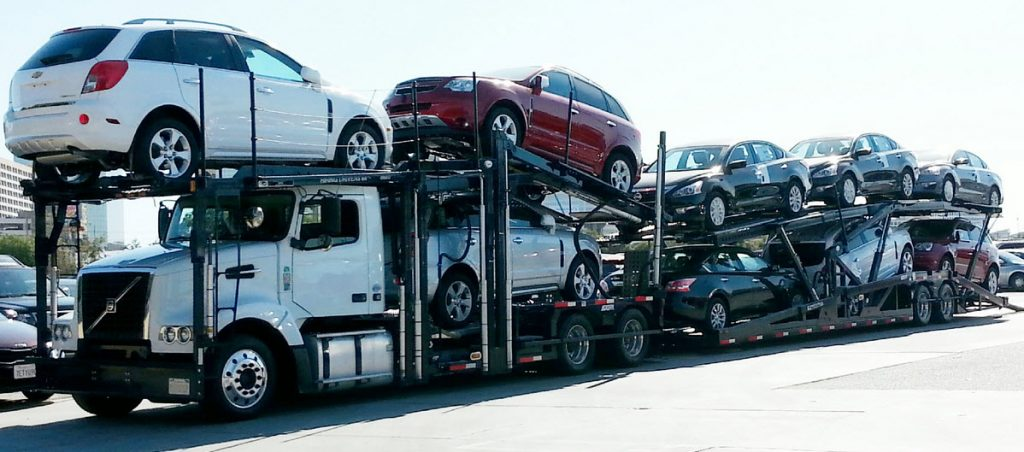 Best auto transport in Dallas