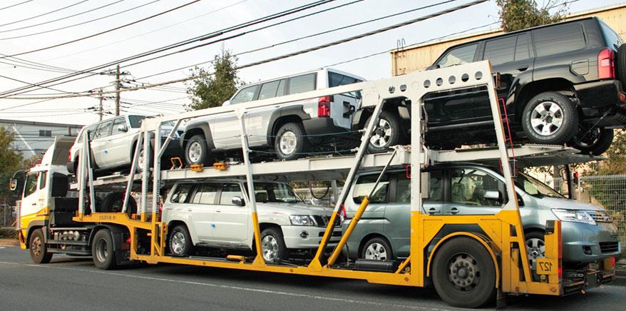 Las Vegas auto transport
