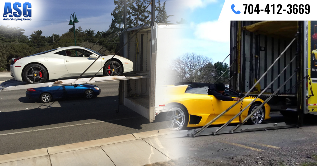 Auto Transport Florida to Maryland