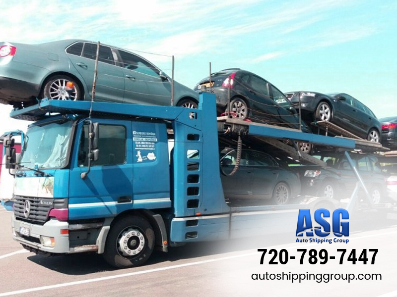 car transport Denver