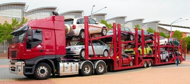 Vehicle Transport Hampshire