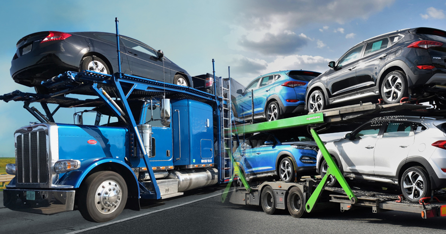 car transport to Maryland